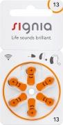 Hörgerätebatterien Sparpaket - Signia (ehem. Siemens) Typ 13 (30 Stück)