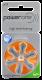 Hörgerätebatterien Sparpaket - power one MF p13 (60 Stück)