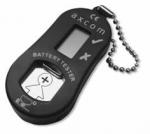 Axcom - Batterietester für Hörgerätebatterien