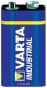 VARTA Industrial (6LR61) 9V E-Block Alkaline Batterie
