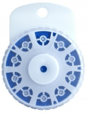 Cerumenfilter Danavox blau (GnResound)