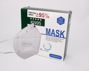 Sparpaket - FFP2 Atemschutzmasken KN95 (10 Stück)