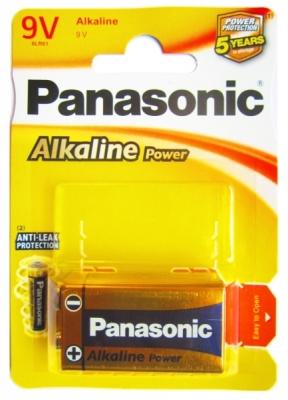 Panasonic Alkaline Power - Typ E-Block - 9V Batterie