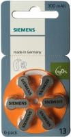 Hörgerätebatterien Sparpaket - Siemens Mercury-Free Typ 13 (60 Stück)